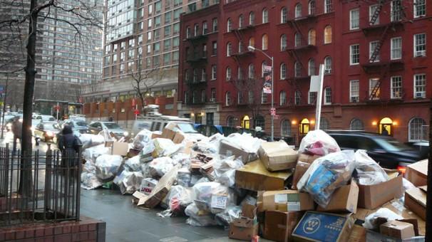 fashionspill-lixo